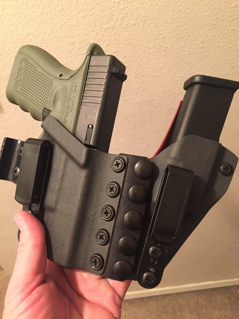 Gear Review: Tier 1 Concealed AGIS Holster – Just Tom, In Pursuit Of…